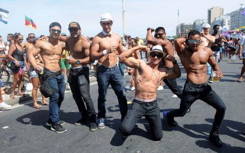 жесткое фото геев